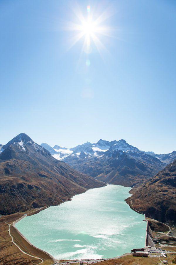 Am Golm und rund um den Silvrettasee (Bild) wird in Infrastruktur und Attraktionen investiert.illwerke vkw