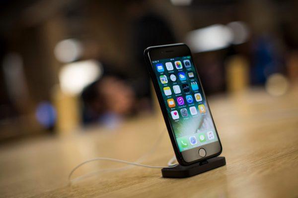 Apple nimmt zwei Modelle aus dem Ladenverkauf. AFP