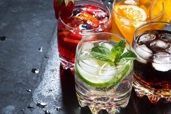 Ausgefallene Geschmacksrichtungen sind in Sachen Limo gefragt.Shutterstock