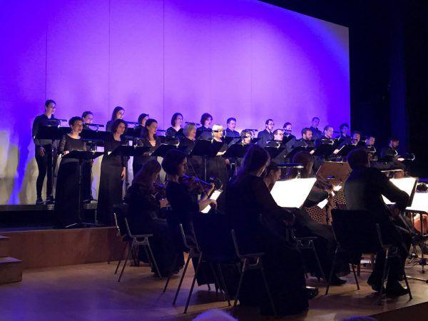 Concerto Stella Matutina in der Kulturbühne Ambach. Lilli Löbl (2)
