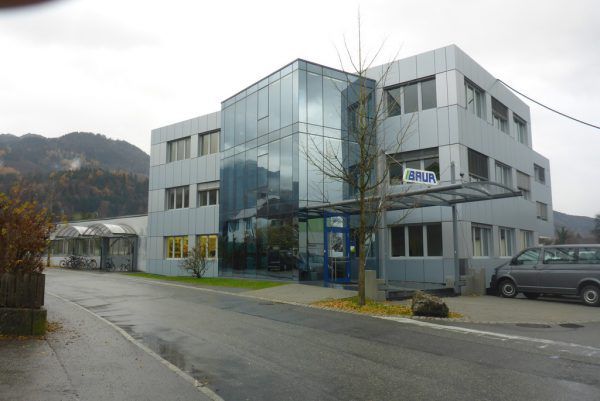 Der Firmensitz in Sulz wird in den kommenden Monaten aufgestockt. WPA