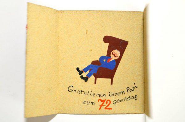 Der Nachlass umfasst Skizzen, Entwürfe, Fotoalben, Briefe, Postkarten und mehr. Foto oben: Susi Weigel. vorarlberg museum (4)