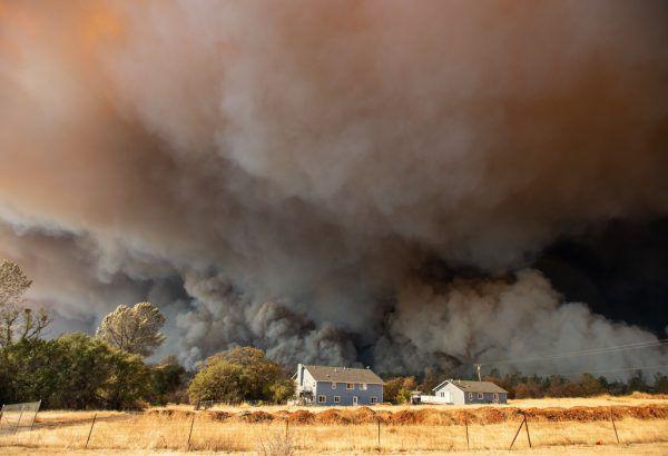 Die Schäden übersteigen Schätzungen zufolge neun Milliarden Dollar, knapp acht Milliarden Euro. AFP