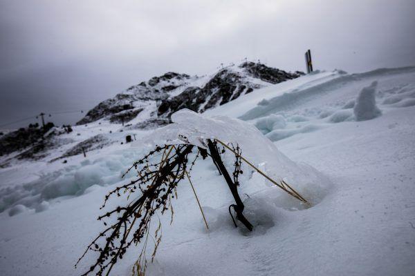 Die Wetterexperten prognostizieren Schneefall für die kommenden Tage.Klaus Hartinger