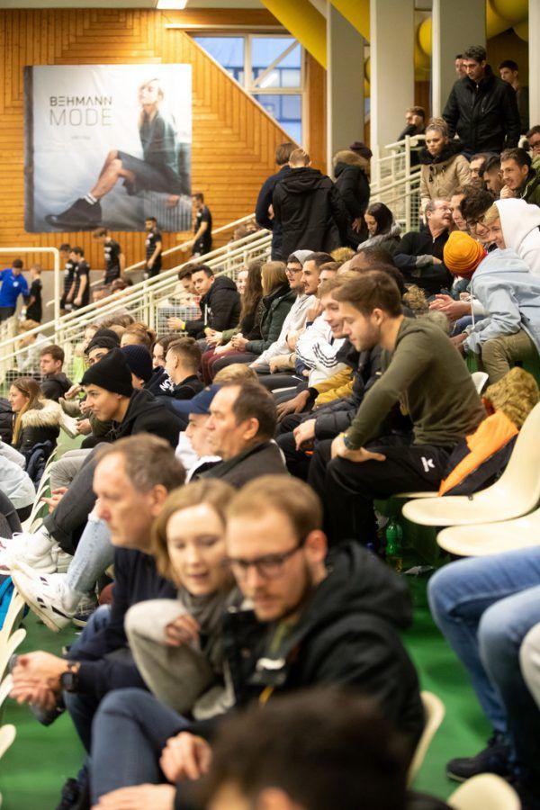 Die Zuschauer sahen zahlreiche Tore in Wolfurt.Sams