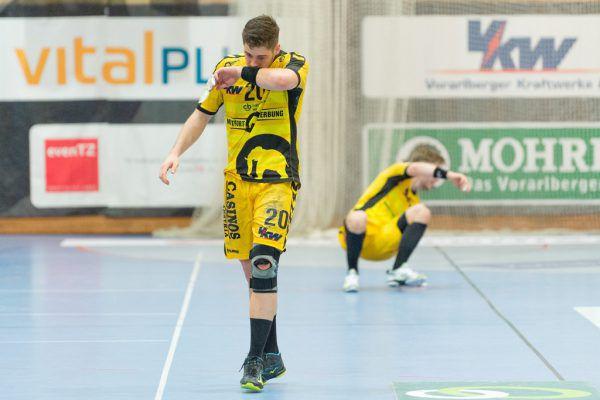 Ante Esegovic muss sich wieder auf das Tagesgeschäft mit Bregenz Handball konzentrieren.Dietmar Stiplovsek