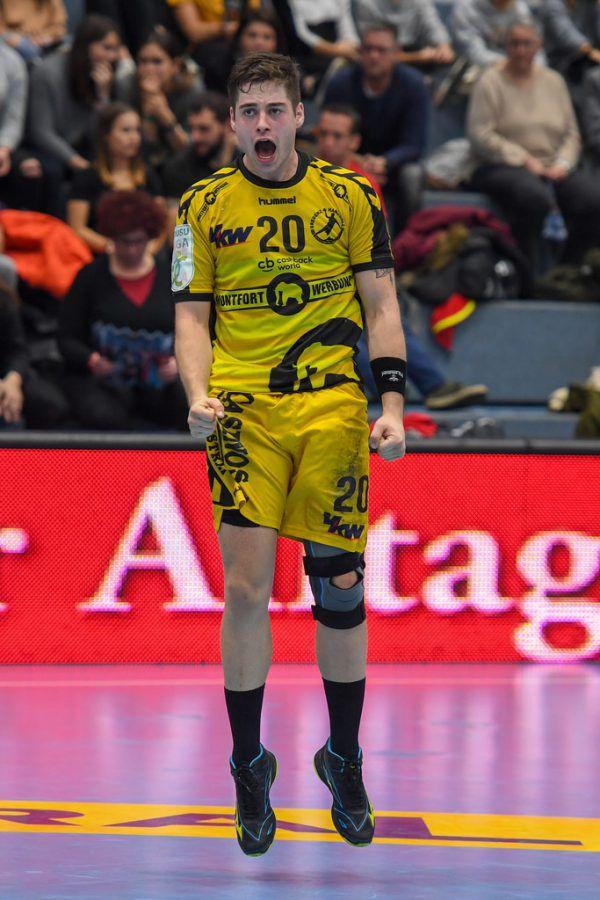 Esegovic nähert sich weiter seiner Topform.Gepa/LErch