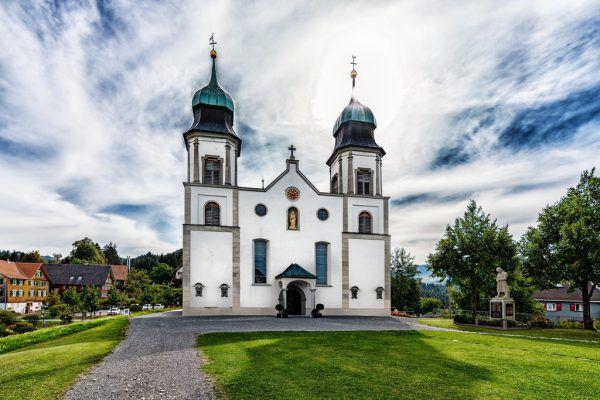 Die Basilika in Bildstein. Dietmar Stiplovsek