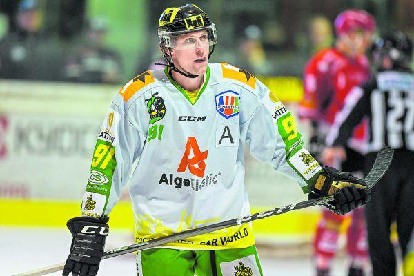 Führungsspieler wie Martin Grabher Meier sind jetzt gefragt beim EHC.Lerch