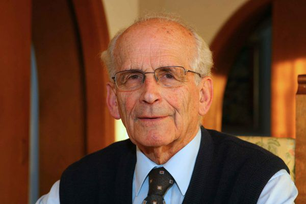 Herbert Keßler im Jahr 2008.Bernd Hofmeister/archiv
