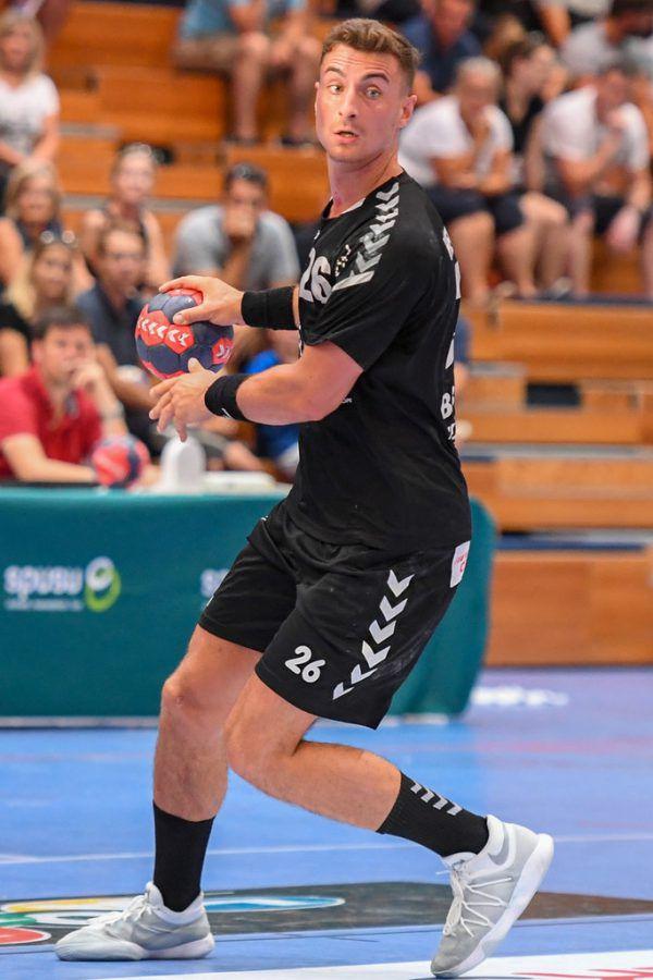 Herburger hat in der Schweiz bereits Liga-Pause. Oliver Lerch