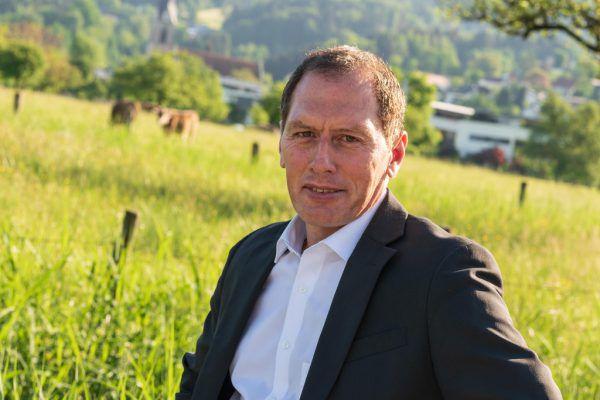 Josef Moosbrugger ist seit Juni im Amt. Dietmar Stiplovsek