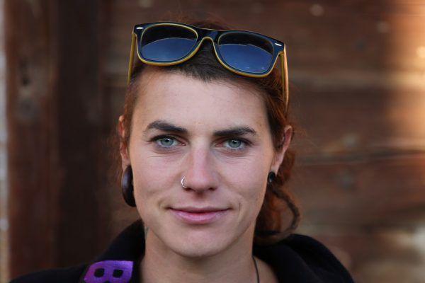Natur und Tiere stehen im Fokus auf dem Saminahof. Das ist Karoline Girardelli wichtig.