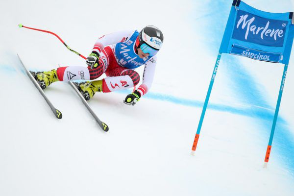 Nicole Schmidhofer liegt im Gesamtweltcup auf Rang zwei.Gepa