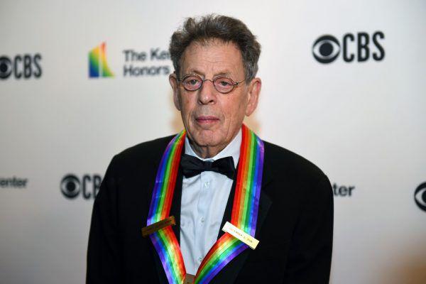 Philip Glass. APA/AFP