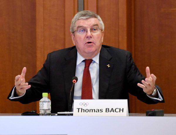 Thomas Bach will keine Parallelen zwischen der IAAF und dem IOC ziehen.AFP