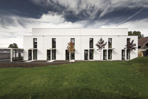 42 Wohneinheiten wurden 2018 von Riva home realisiert. Heuer sollen es 87 werden.Albrecht Schnabel /RIVA home