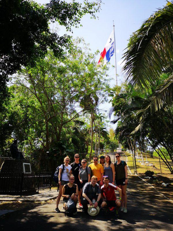 Auch Vorarlberger sind nach Panama gereist. Junge KIrche Vorarlberg