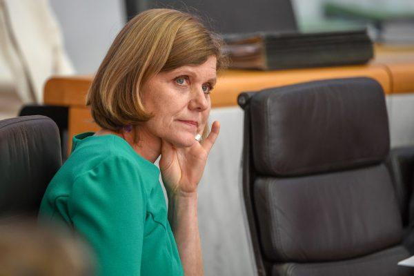 Barbara Schöbi-Fink ist für externe Sexualpädagogen in den Schulen.Oliver Lerch