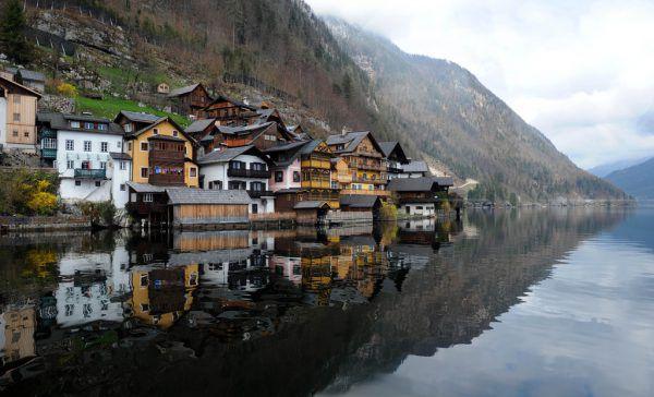 Das idyllisch Hallstatt ist vor allem bei Asiaten ein beliebtes Reiseziel.APA