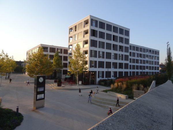 """Das Projekt """"Fellentor"""" in Lauterach wurde vorgestellt.VLK/Abteilung raumplanung"""