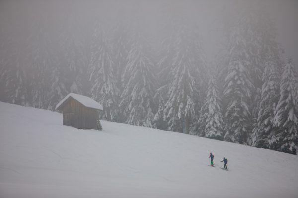 Die Wetterlage wird sich laut Meteorologen zuspitzen. Der Appell: Nicht in den freien Skiraum begeben.Klaus Hartinger