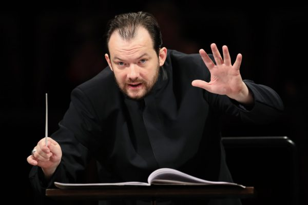 Dirigent Andris Nelsons.APA/DPA