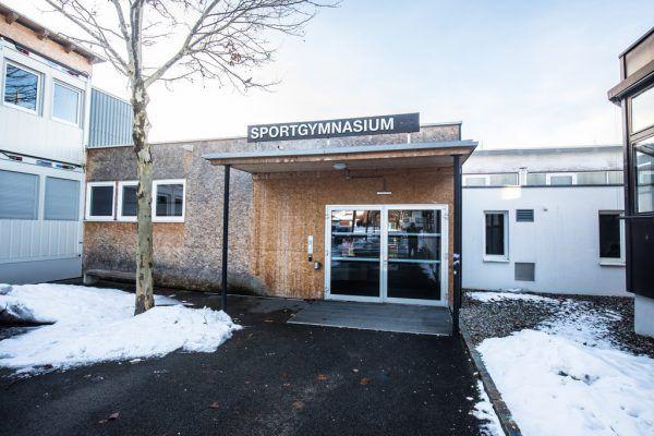 Der Zustand des Sportgymnasiums Dornbirn und anderer Schulen war Thema in der Aktuellen Stunde.Klaus Hartinger