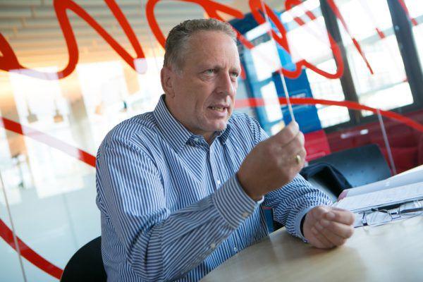 AK-Präsident Hämmerle fordert gerechtere Verteilung der Steuerlast.  HaRTinger