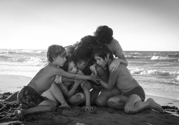 """Heißer Favorit ist """"Roma"""" von Alfonso Cuaron."""