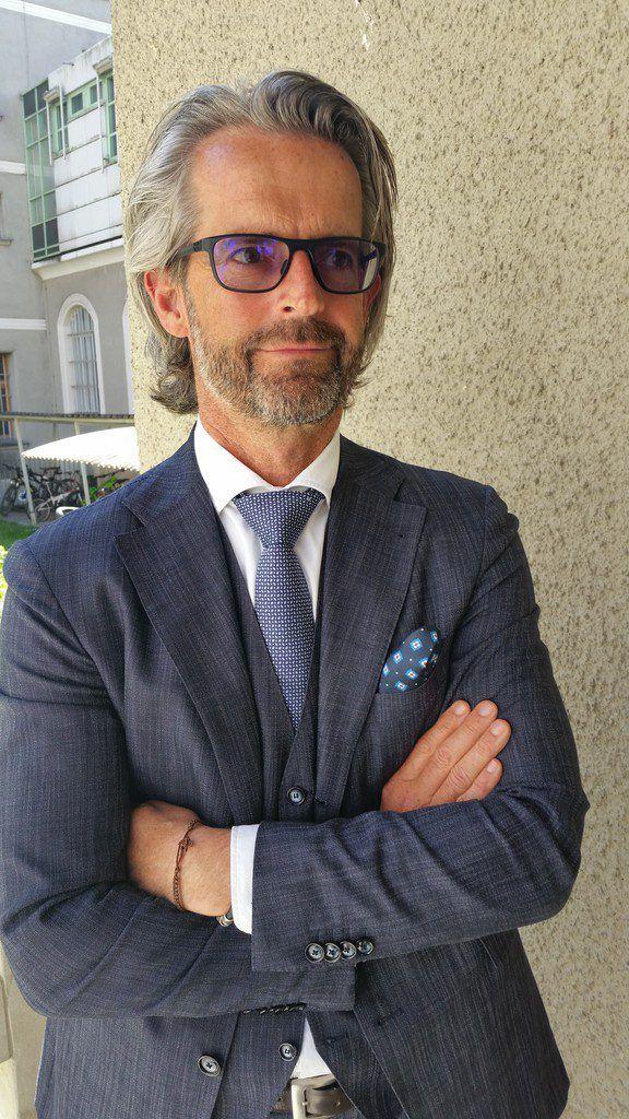 Im Bild Beklagtenvertreter Clemens Achammer.Seff Dünser