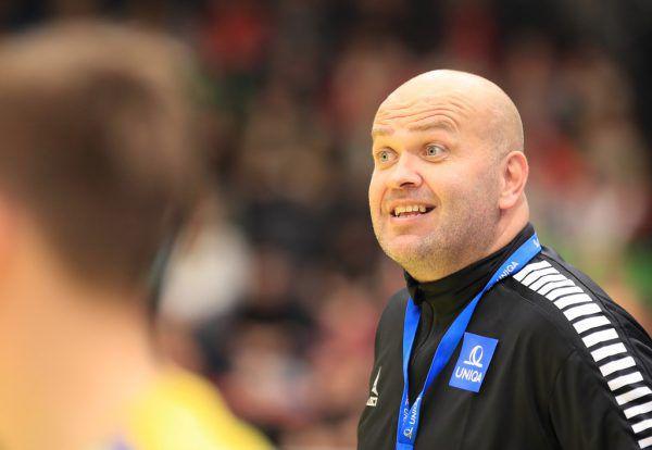 Johannesson geht in sein viertes Turnier mit dem ÖHB-Team.Gepa