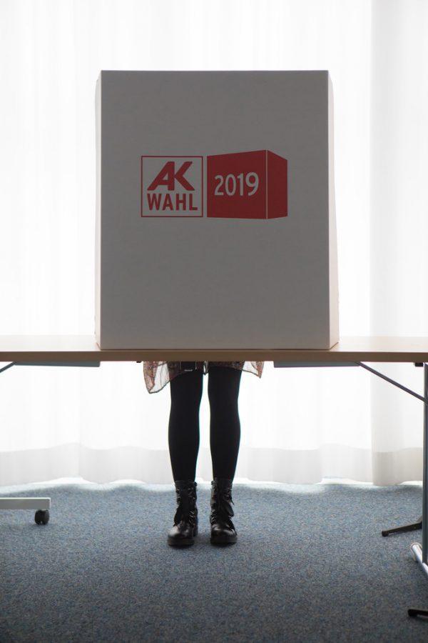 Noch bis 7. Februar wird das Arbeitnehmer-Parlament gewählt. 134.000 Personen sind in Vorarlberg wahlberechtigt.Hartinger