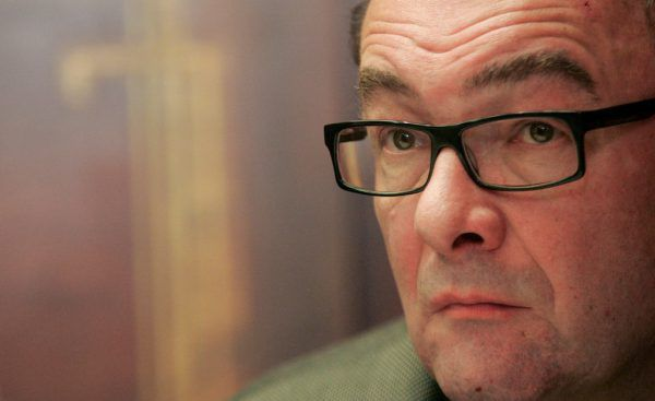 Robert Menasse in der Kritik.Reuters
