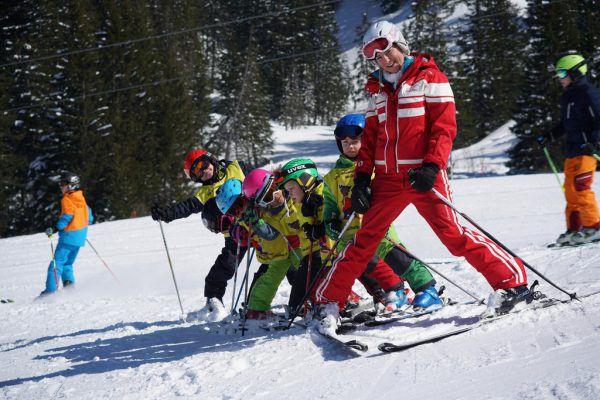 Skilehrer müssen in Vorarlberg über eine fundierte Ausbildung verfügen.Archiv/Ludwig Berchtold
