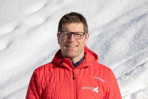 Skilehrerverbandsobmann Thomas Egger. Privat
