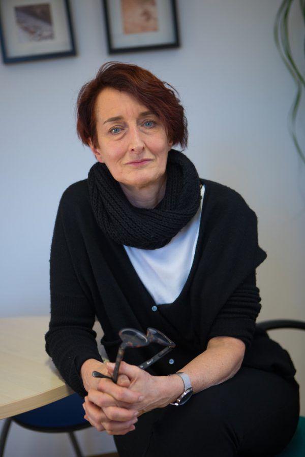Ulrike Furtenbach leitet seit zehn Jahren die ifs-Gewaltschutzstelle.Klaus Hartinger