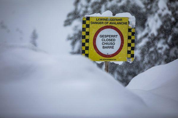 Der Schneefall der vergangenen Wochen war Thema im Landtag. Sams