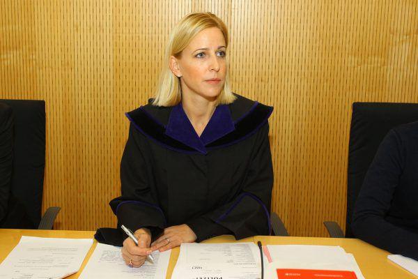 Vorsitzende Claudia Hagen.Hofmeister