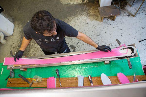 Trotz Corona ist der Skiverkauf bei Kästle nicht eingebrochen.Neue-Archiv/Hartinger