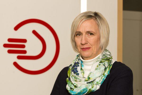 Geschäftsführerin Martina Gasser ist seit 2019 im Dienst des ifs.ifs