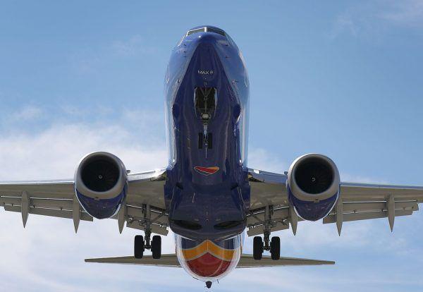 """Die Boeing """"737 Max 8"""" ist seit 2017 auf dem Markt.Apa/AFP"""