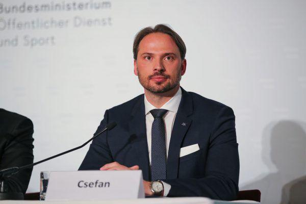 Ermittlungserfolg für Dieter Csefan.Gepa