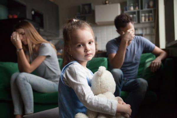 Es gibt viele Familien, die erschöpft und dauergestresst sind, sagt die Expertin.Shutterstock