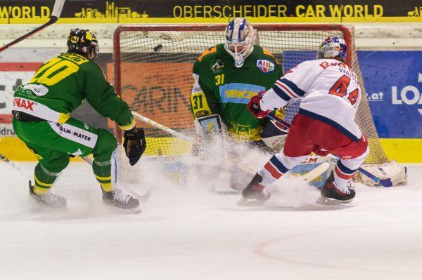 Heute will Lustenau den ersten Auswärtserfolg in der Best-of-seven-Serie eintüten.stiplovsek