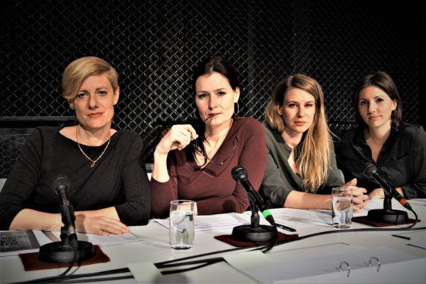 Maria Fliri, Sabine Lorenz, Michaela Bilgeri und Michaela Spänle (v.l.).Yasmin Ritter (7)