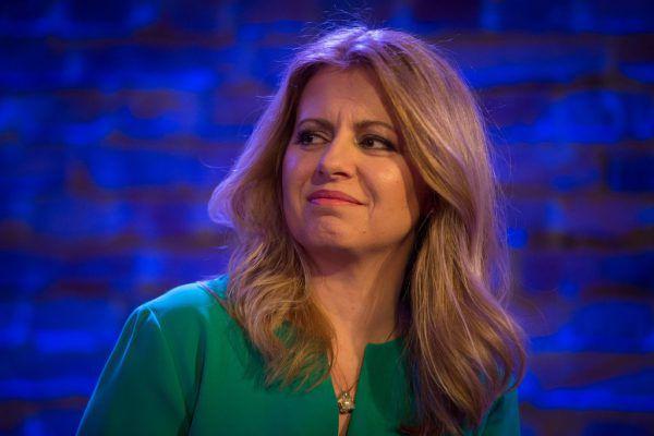 Wird Zuzana Caputová die erste Präsidentin der Slowakei?afp