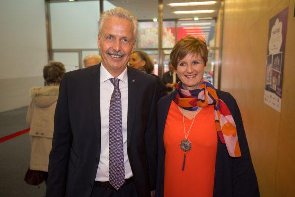 Messe-Geschäftsführerin Sabine Tichy-Treimel blickt optimistisch in die Zukunft.Hartinger