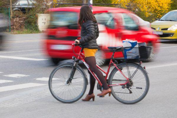 Radfahren hat in der Corona-Krise an Bedeutung gewonnen.Hartinger (4)