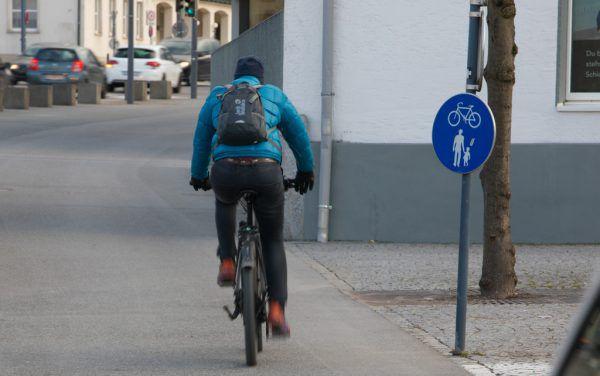Radfahren: Umdenken in der Politik gefordert. Hartinger